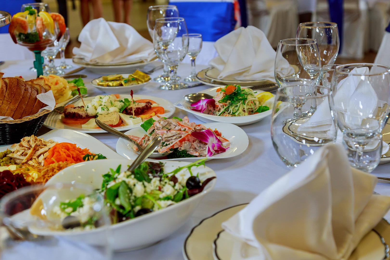Bruiloft Catering Voortreffelijk Verzorgd Hapjes Aan Huis