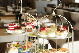 High tea luxe
