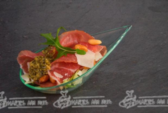 Amuselepel Carpaccio