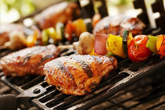 Barbecuebuffet 2