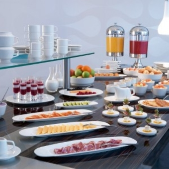 Ontbijtbuffet Easy