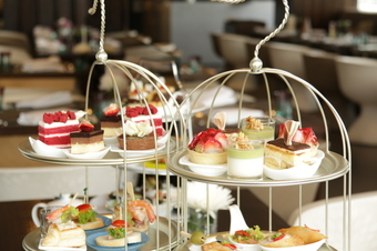 High-Tea de luxe