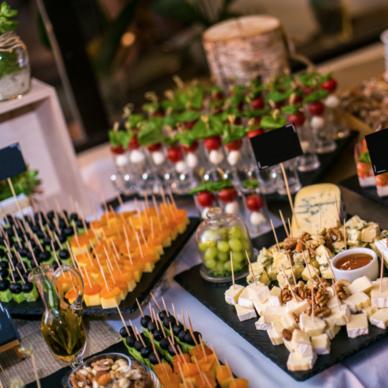 Bekend Hapjes Catering - Borrelhapjes | HapjesAanHuis &OJ57