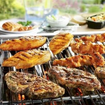 BBQ catering in Alkmaar nodig?   Barbecue compleet verzorgd!