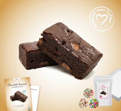 Brownie brievenbus cadeau