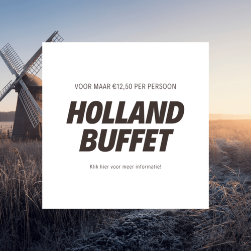 Hollands buffet