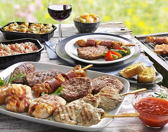 Catering Den Bosch, buffetten, hapjes, barbecue, gourmet