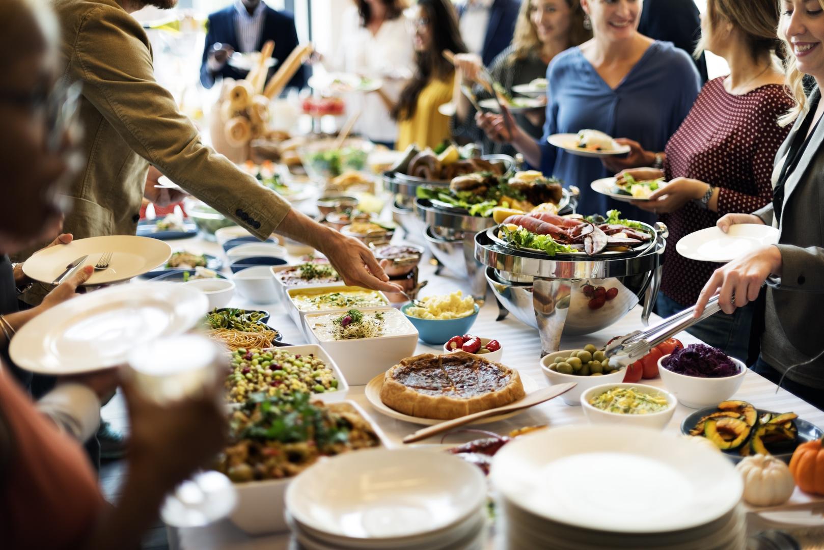 Buffet Catering Partyservice Hapjes Aan Huis